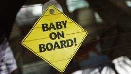 'Baby on Board' sign creator is a childless millionaire