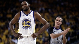 Kevin Durant won't return in time for Game 1 of NBA Finals