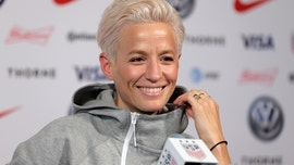 US women's soccer star Megan Rapinoe hypes match against France: 'I hope it's a total s--t show circus'