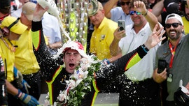 Simon Pagenaud wins Indianapolis 500 in thrilling finish