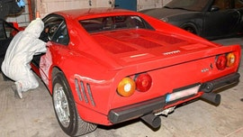 Cops expect an arrest in Ferrari test drive theft soon, based on tips and forensic evidence