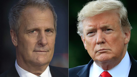 Jeff Daniels says it's the 'end of democracy' if Trump wins again in 2020