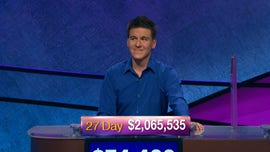 'Jeopardy!' champ James Holzhauer surpasses $2 million with 27th consecutive win