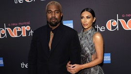 Kim Kardashian's Met Gala dress was 'too sexy' for Kanye West