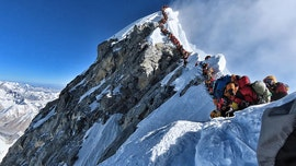 Mount Everest reopens to tourists despite COVID-19 spike