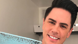 Tom Sandoval says he gets Botox above ears to hold hair in place
