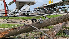 Images of destruction: Tornado Strikes Jefferson City