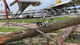 Images of destruction: Tornado Strikes Jefferson City