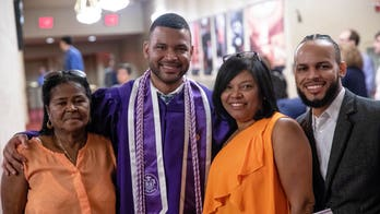 Man graduates NYU nursing school where he started as a teen janitor: 'Never give up on your dreams'