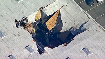 Crashed F-16's live ammunition safely detonated, officials say
