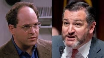 Jason Alexander trades barbs with Ted Cruz using Seinfeld lines