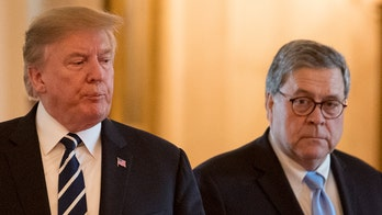 Trump gives AG Barr authority to declassify documents related to 2016 campaign surveillance