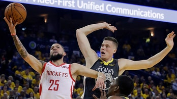 Houston's Austin Rivers trends on social media as Rockets dig 0-2 playoff hole