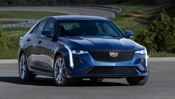 Cadillac is sticking with sporty sedans even as it shifts to SUVs