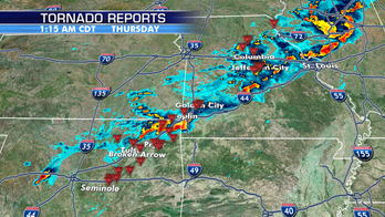 Severe weather threat stretches from Plains to Northeast after night of tornadoes
