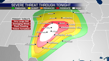 Significant severe weather event possible across Southern Plains