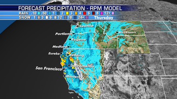 Powerful system to bring mountain snow to Northwest