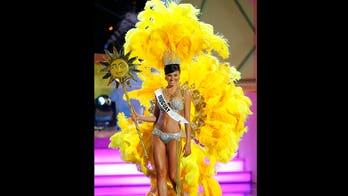 Ex-Miss Uruguay found dead in Mexico City hotel