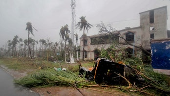 Cyclone Fani lashes eastern India, killing at least 3 and displacing millions