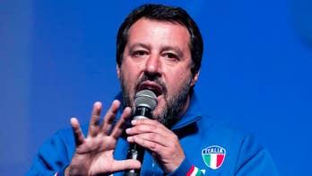 Italy's Salvini says Merkel, Macron have 'ruined' the European Union