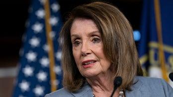 Pelosi faces shouts for impeachment at California Democratic Party Convention