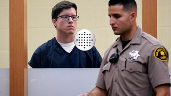 California synagogue shooting suspect charged with 109 counts of federal hate crimes