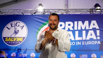 Italy's Salvini eyes international right-wing alliance after European Parliament victory