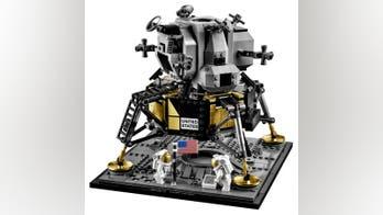 Apollo 11 Moon landing celebrated with new LEGO set