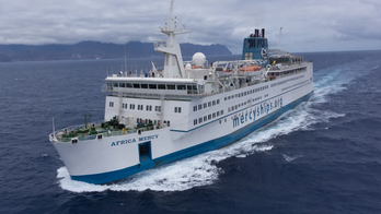 Mercy Ships celebrates 100,000th surgical procedure: 'It's the purest form of medicine'