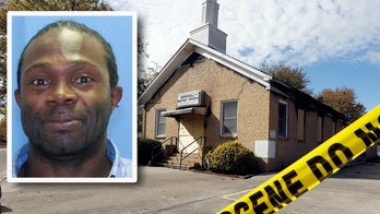 Mississippi man gets prison time in church arson