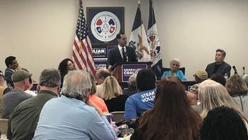 In crowded Democratic 2020 field, candidates are meeting with groups who hold clout