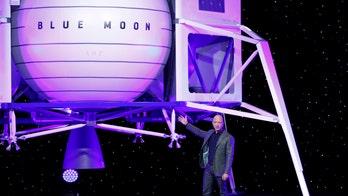 Jeff Bezos unveils ambitious plan to send spaceship to the Moon