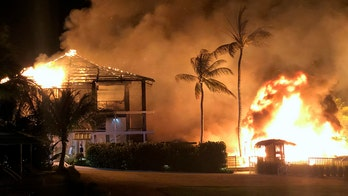 Adults-only resort in Key Largo catches fire, sustains extensive damage