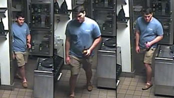 Thief breaks into Cincinnati steakhouse, only helps himself to a few alcoholic drinks