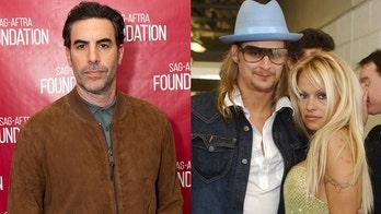 Sacha Baron Cohen claims 'Borat' was the reason Pamela Anderson and Kid Rock divorced