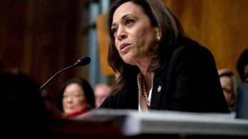 Kamala Harris tells Colbert that Senate panel will push on with Trump probe