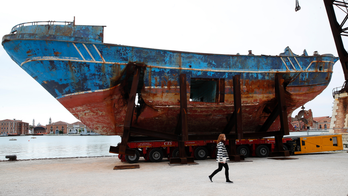 Venice Biennale invites heavy thinking on political issues