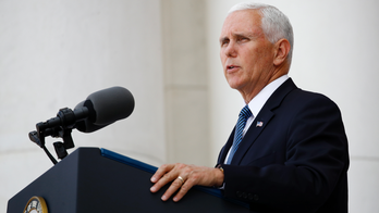Pence: 'All options remain on the table' after nixed Iran strike