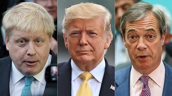 Trump says he may meet with Boris Johnson, Nigel Farage during UK visit