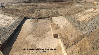 Ancient Egyptians built this 4-towered fortress more than 2,600 years ago