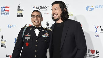 'Star Wars' actor Adam Driver credits the military for acting success: 'It gives you a lot of confidence'
