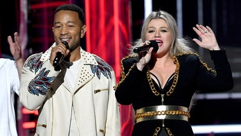 John Legend, Kelly Clarkson release updated version of 'Baby, It's Cold Outside'
