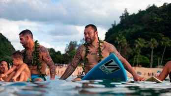 Surfing legend Sunny Garcia hospitalized in intensive care, World Surf League says