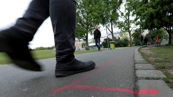 Berlin park designates pink 'drug zones' for dealers, buyers