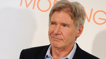 Harrison Ford says 'we gotta start talking politics'