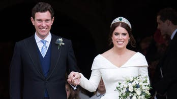 Princess Eugenie shares adorable throwback with husband Jack Brooksbank