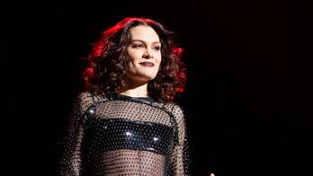 Jessie J points out her misspelled tattoo in sultry bikini photo