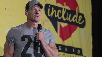 John Cena talks effort to help veterans returning from combat keep from committing suicide