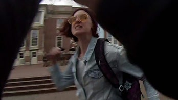 Liberal student arrested for punching pro-lifer on UNC campus, triggered by images of aborted children