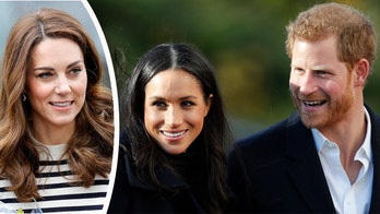 Kate Middleton wishes Meghan Markle, Prince Harry luck during 'daunting' next 'few weeks'